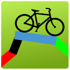 Bike Route Planner (&Tracker)+ icon