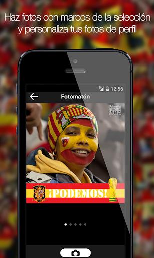 Fotomatón Selección Española