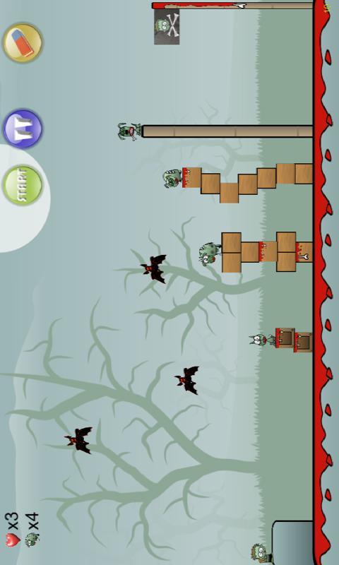 Zombie Graveyard Animal Rescue- screenshot