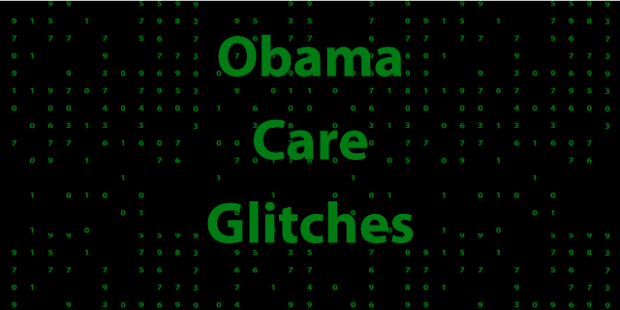 Obamacare Glitches- screenshot thumbnail