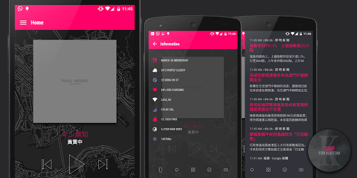 SIMP for KLWP