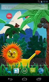 Jungle Live wallpaper Free Screenshot 2