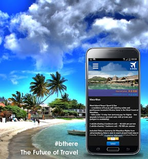 b-there Travel App Note 3 LTE - screenshot thumbnail