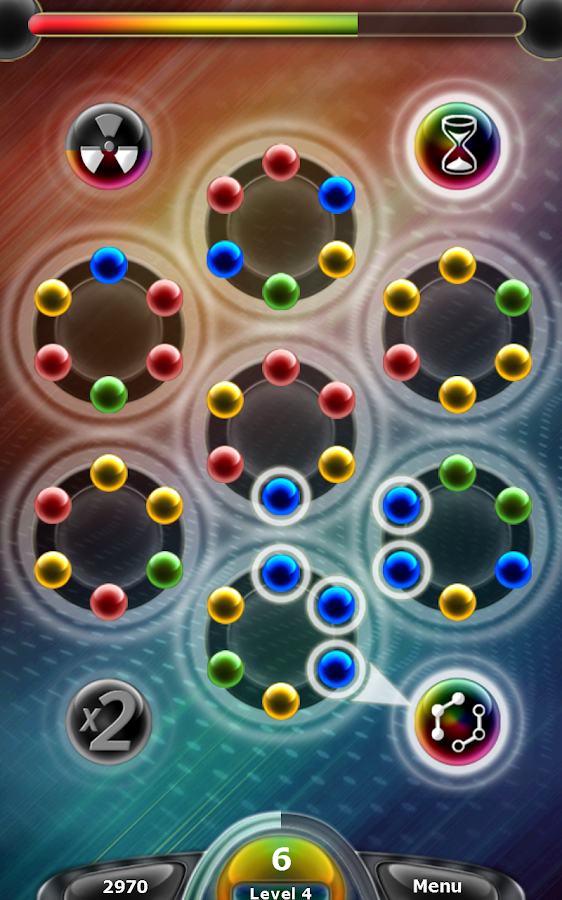 Spinballs- screenshot