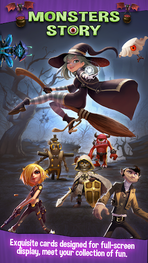 怪物精靈-2014新派戰鬥卡牌遊戲