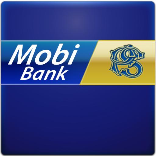 Android aplikacija MobiBankPŠ-banka u telefonu
