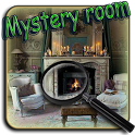 Mystery room. Hidden objects icon