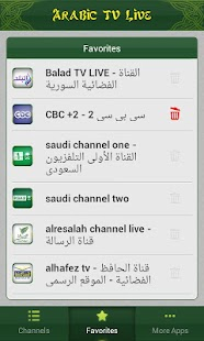 Arabic TV Live - screenshot thumbnail