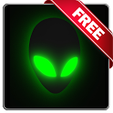 Alien free live wallpaper icon