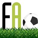 FantAndroid fantasy soccer logo
