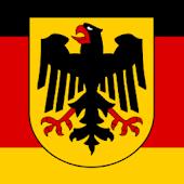 5000 German Flashcards & Quiz