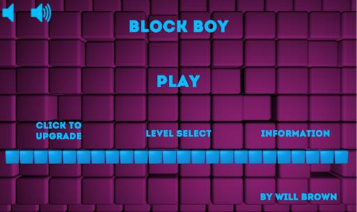 Block Boy Lite Platform Game