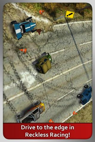 Reckless Racing Lite - screenshot