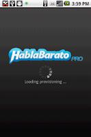 Screenshot of HablaBarato - VoIP Dialer