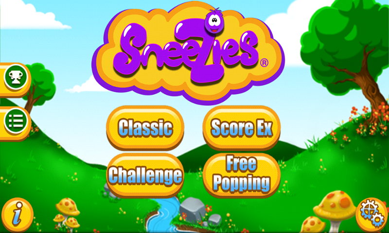 Sneezies - screenshot