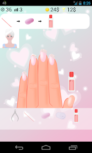 salon de beauté jeux de fille - screenshot thumbnail