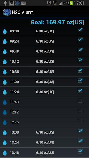 H2O Alarm