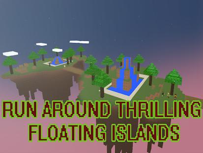 7 Skyblock Island Survival Games App screenshot