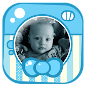 Baby Boy Photo Frame Pic Story