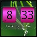 FlipClock NiceAll Pink Widget 4.5.0 icon