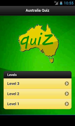 Australia Quiz