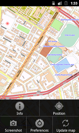 【免費旅遊App】密苏里州 离线地图-APP點子