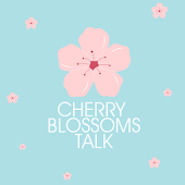 Kakao Theme Cherry Blossoms