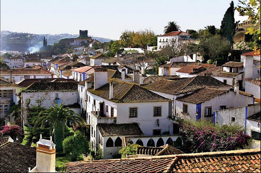 Alcobaca-Portugal - Alcobaca, a pretty city in western Portugal along the valleys of the Alcoa and Baça rivers.