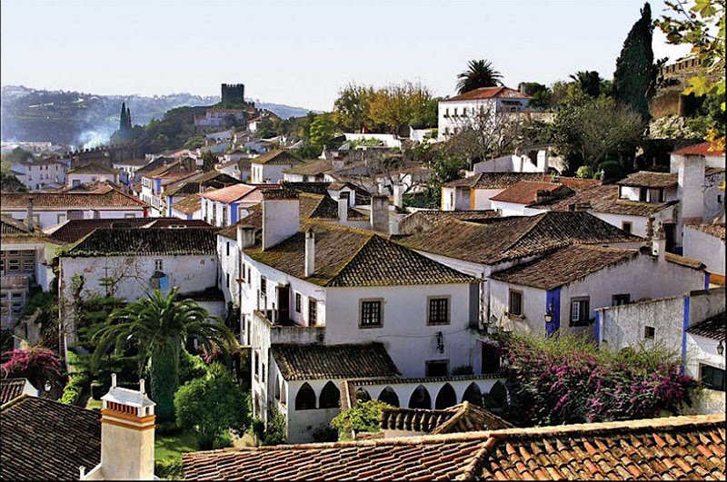 Alcobaca, a pretty city in western Portugal along the valleys of the Alcoa and Baça rivers.