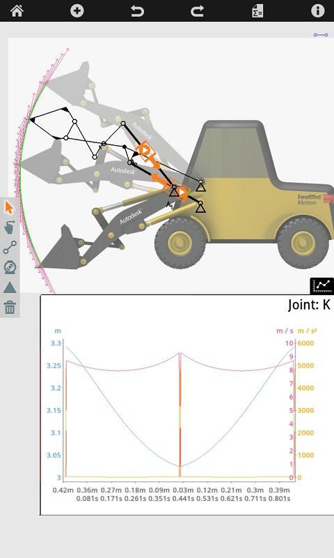 Autodesk ForceEffect Motion screenshot #2