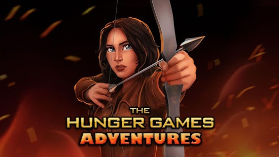 The Hunger Games Adventures- screenshot thumbnail