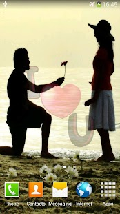 Valentine Magic Live Wallpaper