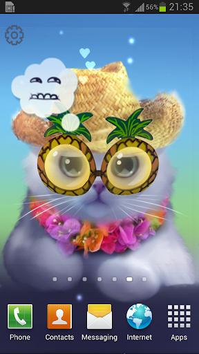 【免費個人化App】Yang The Cat-APP點子