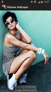 Rihanna Wallpaper HD 2014 - screenshot thumbnail
