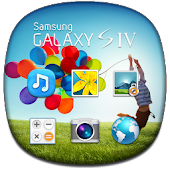 Galaxy S4 HD Icon pack theme