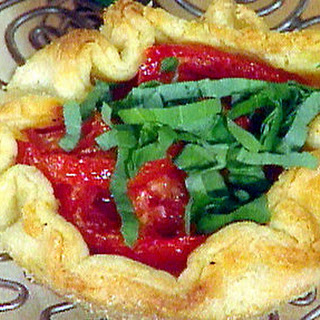 Tomato and Basil Tartlets