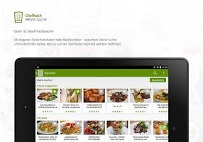 Screenshot of Chefkoch - Rezepte & Kochen