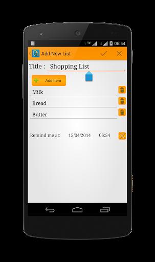 玩生產應用App|ListSketcher免費|APP試玩