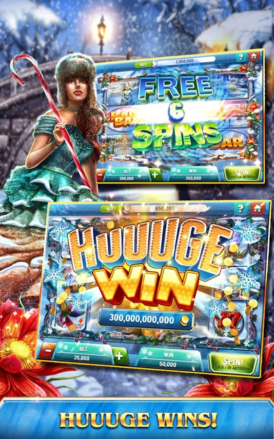 Winter Magic Slots