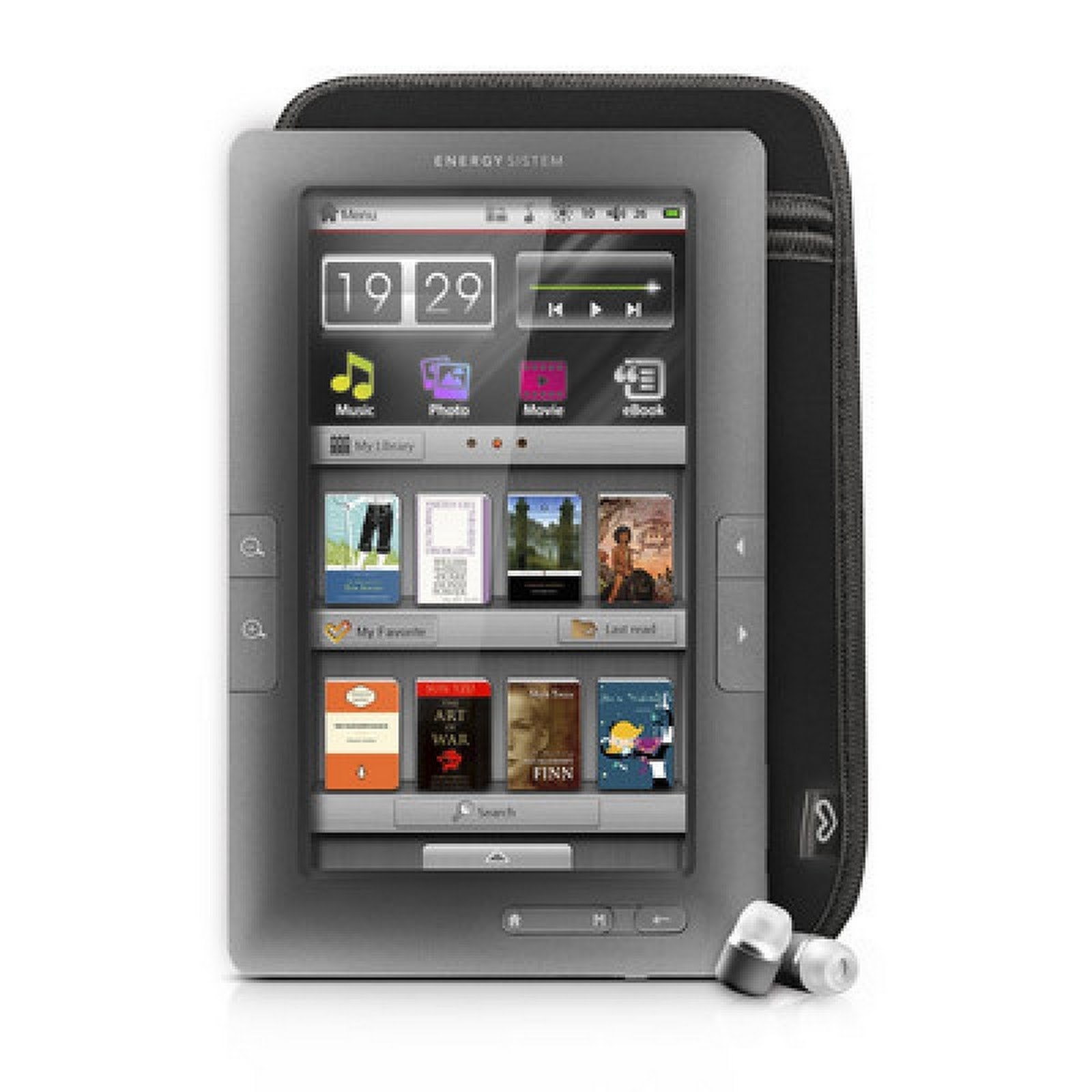 ebook Energy Color C7 Touch