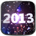 2013 New Year Premium - 3D LWP icon