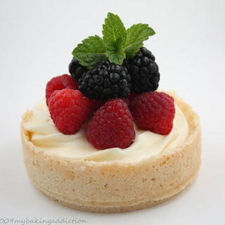 Nana'S Cheesecake Gone Modern Recipe