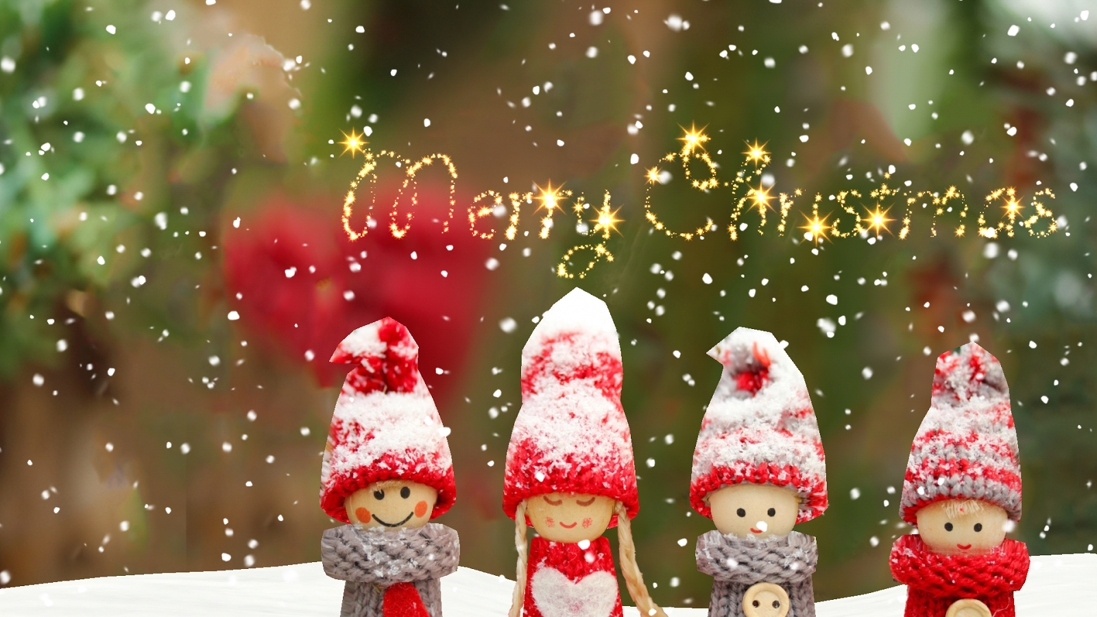 Christmas Dolls Live Wallpaper Android Apps On Google Play