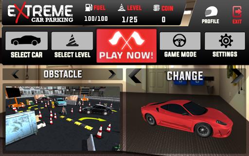 Multi Level Car Parking 3D
