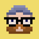 Flappy Hipster icon
