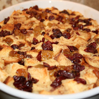 Make-Ahead Breakfast Bread Pudding.