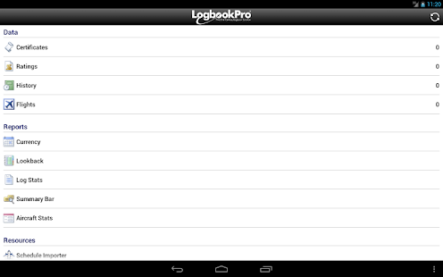 Logbook Pro Mobile - screenshot thumbnail