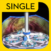 Funfair Simulator: Blue Eagle