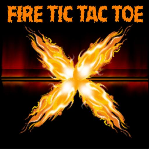 Fire Tic Tac Toe