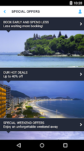 Accorhotels.com hotel booking - screenshot thumbnail